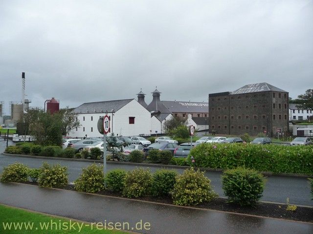 Bushmills Whiskey Distillery Whisky Tour
