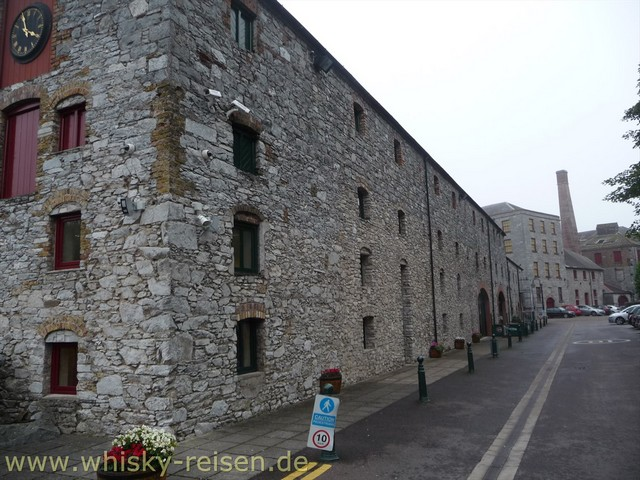 Jameson Whiskey Distillery Whisky Tour Cork