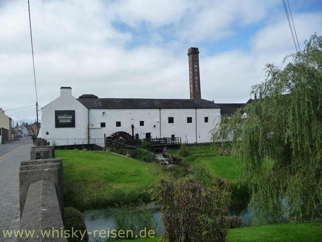 Kilbeggan Whiskey Distillery Whisky Tour Lockes